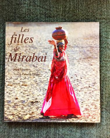 Hans Silvester - Les Filles de Mirabai - Book