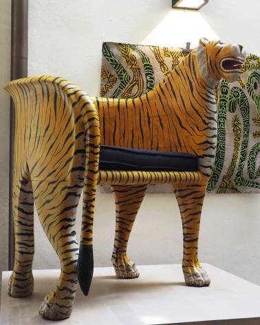 Tiger armchair