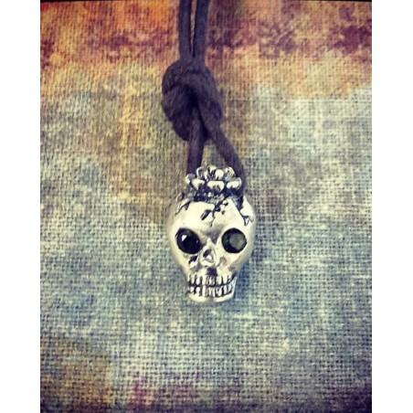 catherine michiels skull charm