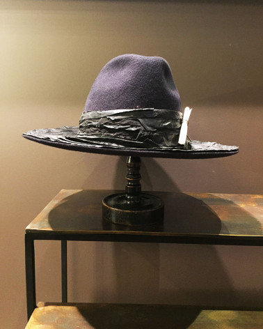Move - Felt and leather Hats