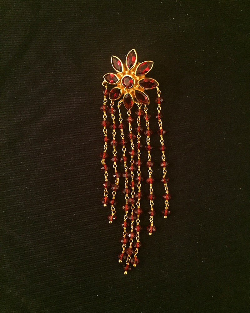 boucle oreille rajasthan