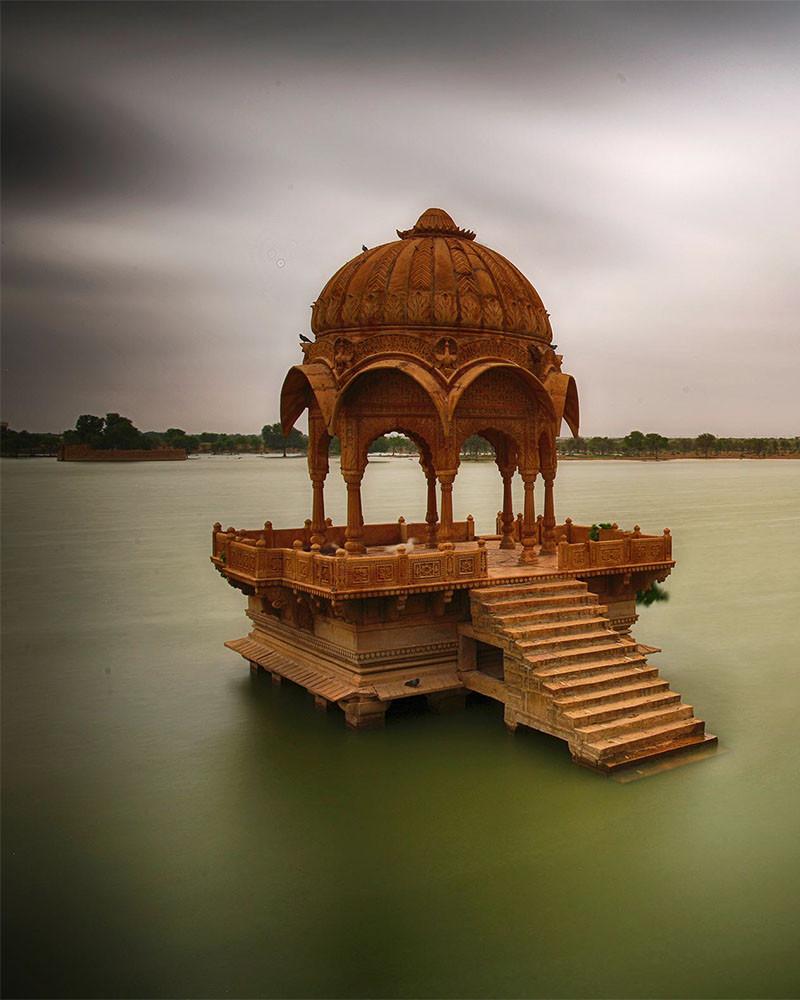 Gilles Desrozier - India 1