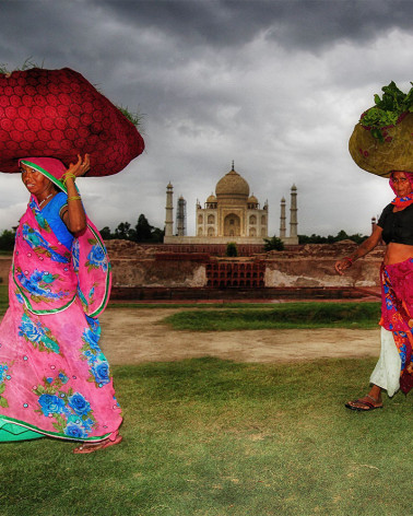 Gilles Desrozier - India 8