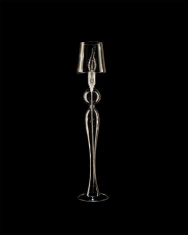 lampe ines en verre soufflé - Les Héritiers