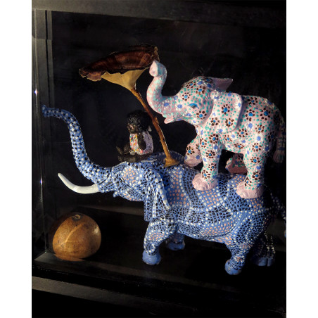 Michel Loeb elephants