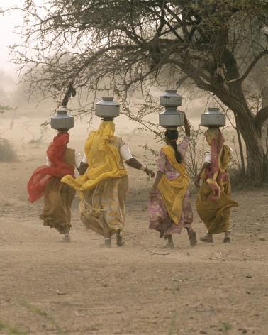 Hans Silvester photographie Inde