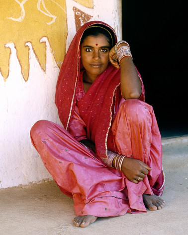 Hans Silvester photo Inde