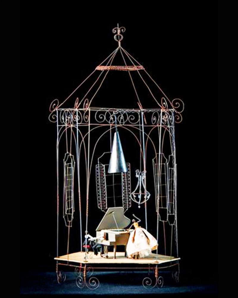 lampe vox populi piano