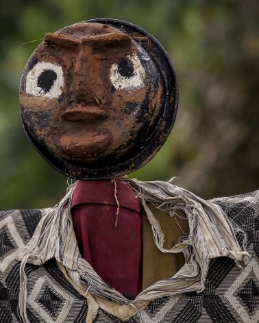 Hans Silvester scarecrows Ethiopia