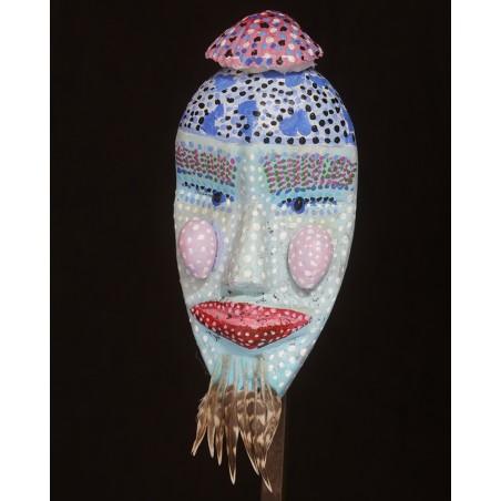 Michel Loeb masque