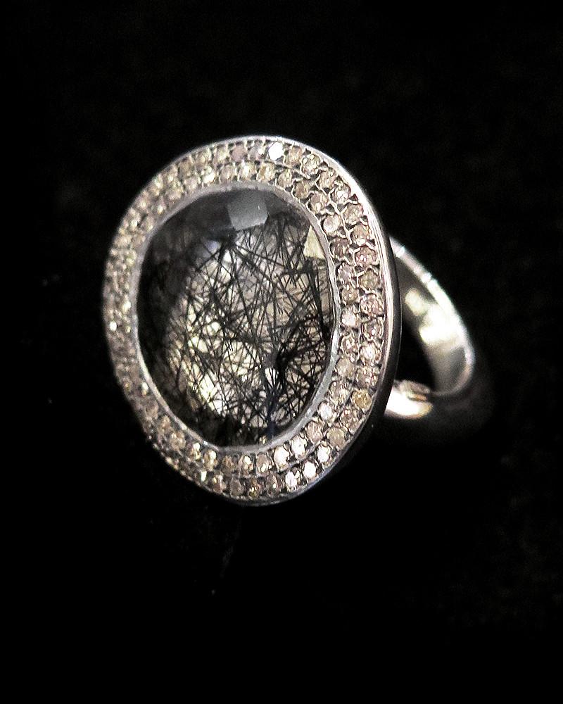 Rosa Maria - Flavie Ring