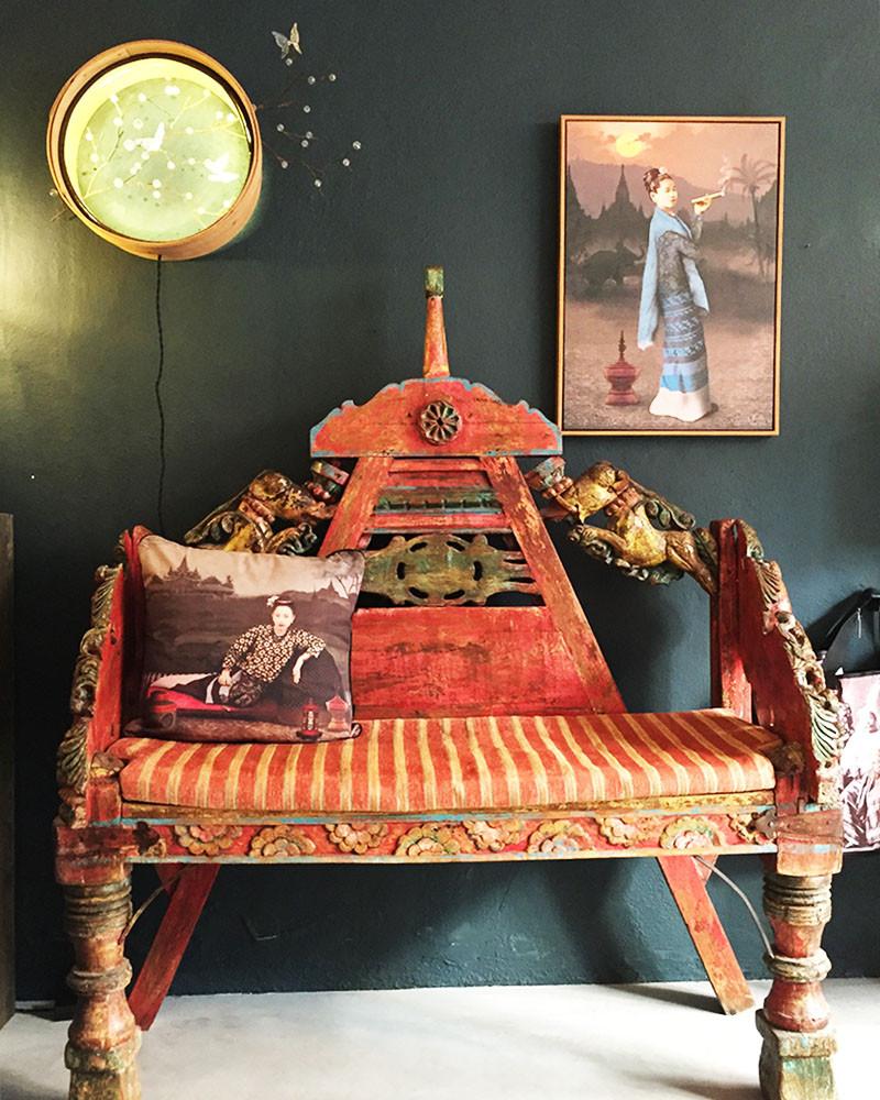 India - Sofa