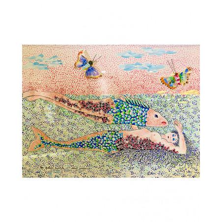 Michel Loeb - d'après Magritte