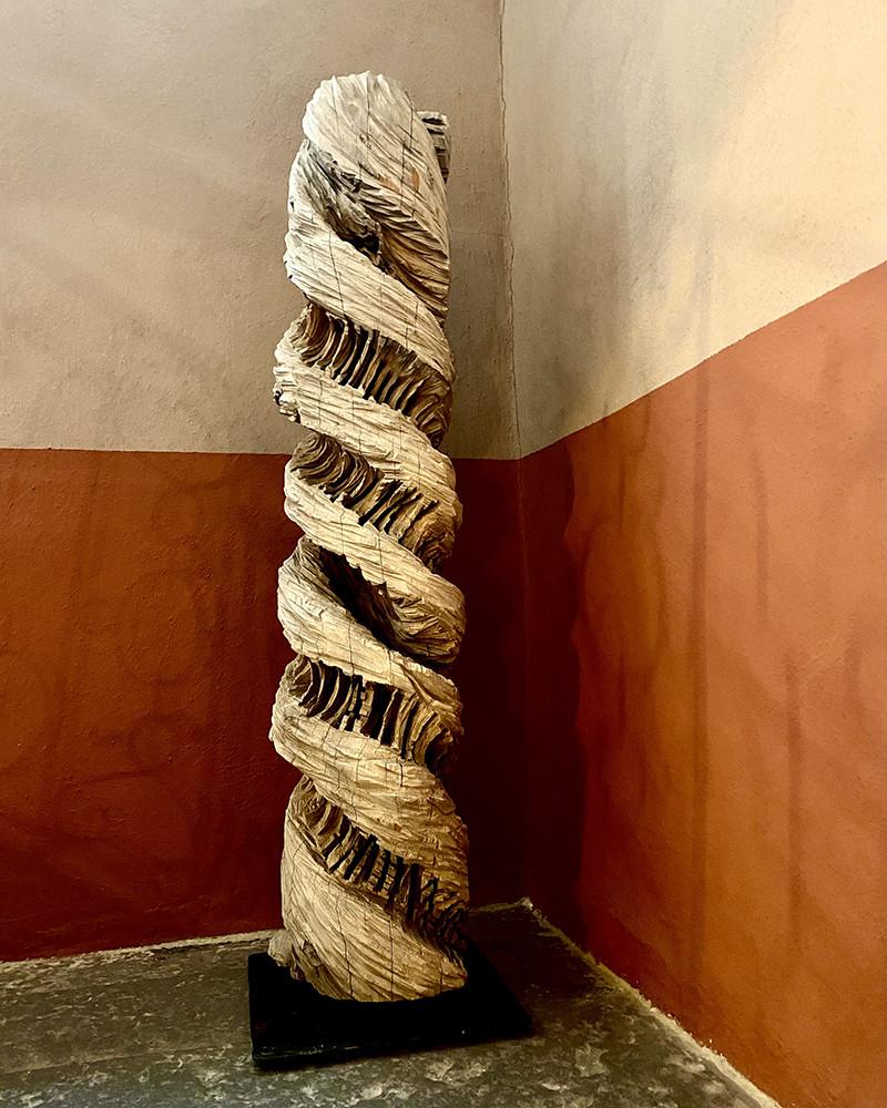 Marc Nucera - Agatha's spine