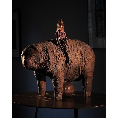 Jephan de Villiers - L'ange et l'ours