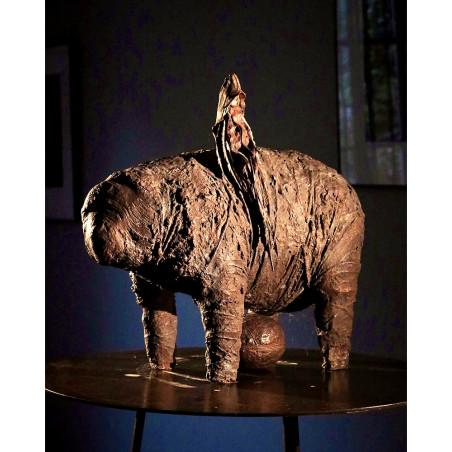 Jephan de Villiers - Angel and Bear
