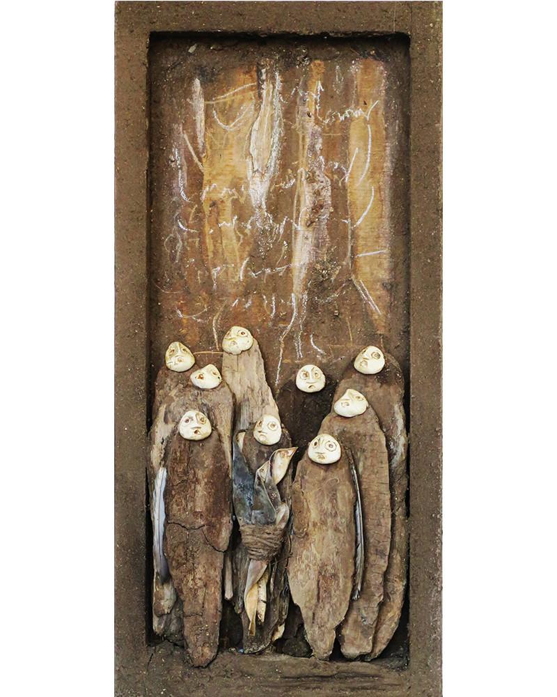 Jephan de Villiers - A l'ombre du temps