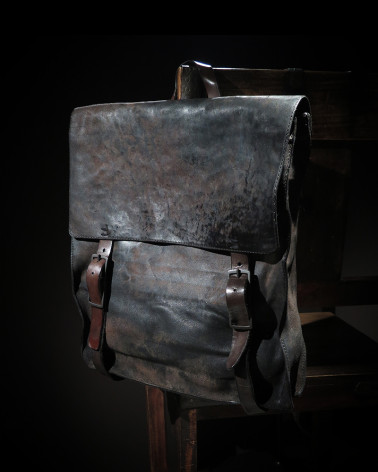 Numero 10 - Leather Manaus Backpack
