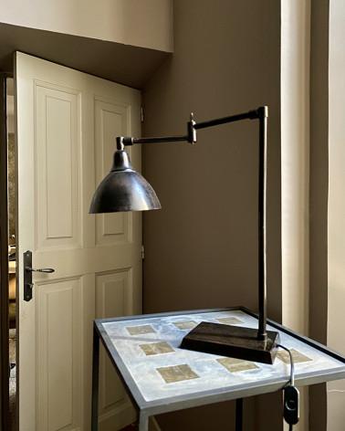 Vide - Hôtel - Lampe en métal à poser