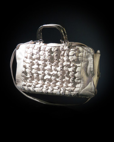 Numero 10 - Light chocolate Cassandra Bag