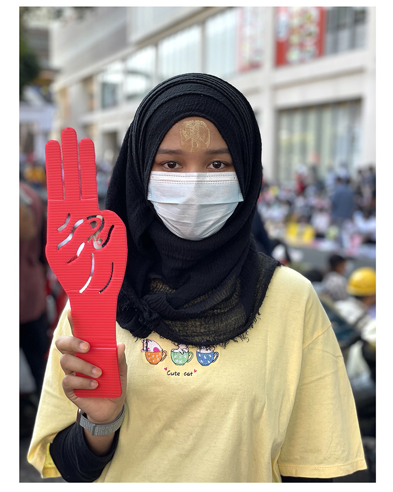 Myanmar - She is a Hero 06