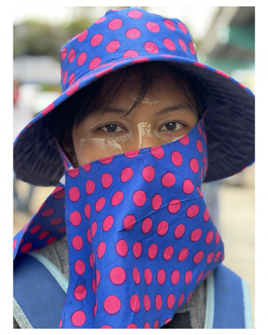 Myanmar - She is a Hero 07