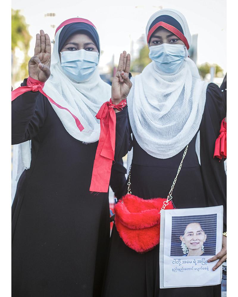 Myanmar - She is a Hero 10