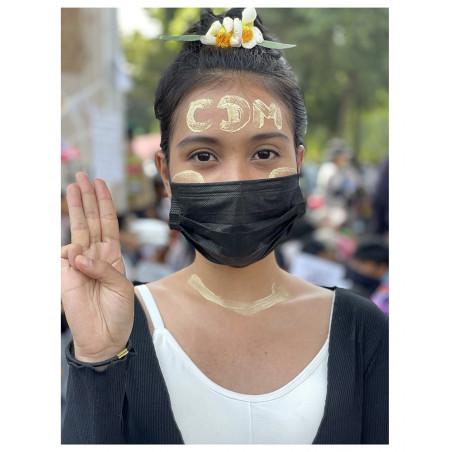 Myanmar - She is a Hero 11