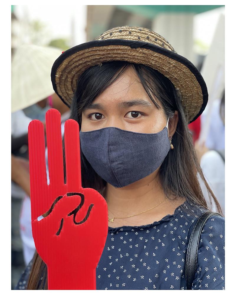 Myanmar - She is a Hero 12