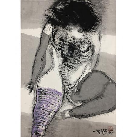 Guan Yuliang - Lavis 3