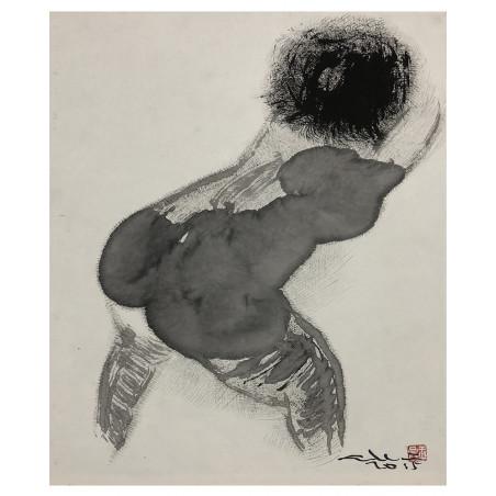 Guan Yuliang - Lavis 4