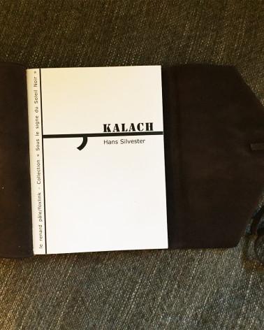 Hans Silvester - Kalach, livre d'artiste