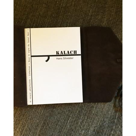 Hans Silvester - Kalach, artist's book