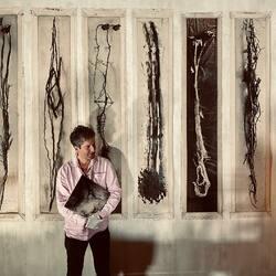#exposition #jaimelesarbres #gabrielamorawetz #retourdevoyage #photographies #foule #bachescirees #arbre #art #artiste #galeriedart #lislesurlasorgue #respiration #nature