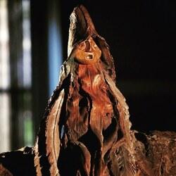 #exposition #jaimelesarbres #jephandevilliers #retourdevoyage #sculpture #bronze #esprit #foret #espritdelaforet #art #artiste #galeriedart #lislesurlasorgue #respiration #nature #arbre
